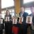W/ author Katherine Silva (Center) and others holding up our copies of Boston Magazine.